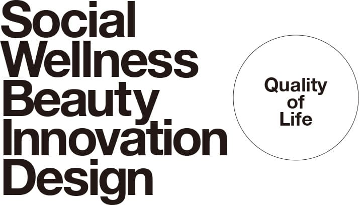 Social Wellness Beauty Innovation Design Quality of Life